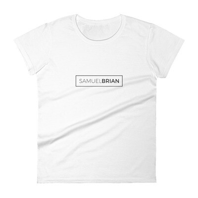SamuelBrian Women's short sleeve t-shirt