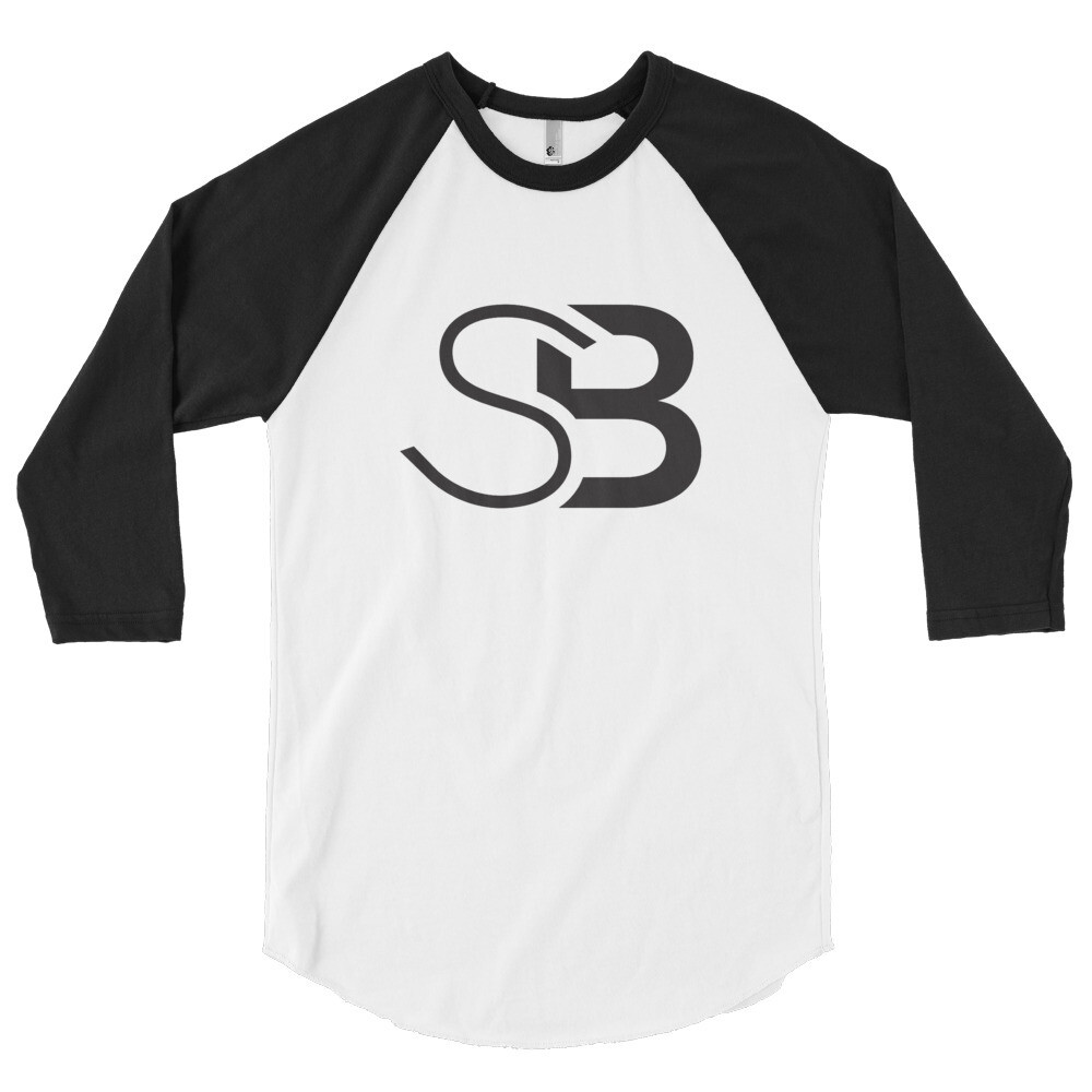 SB 3/4 sleeve raglan shirt