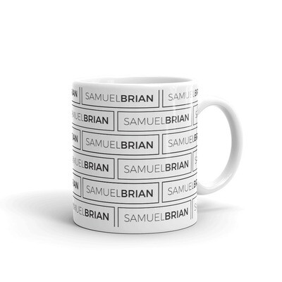 SamuelBrian Pattern Mug