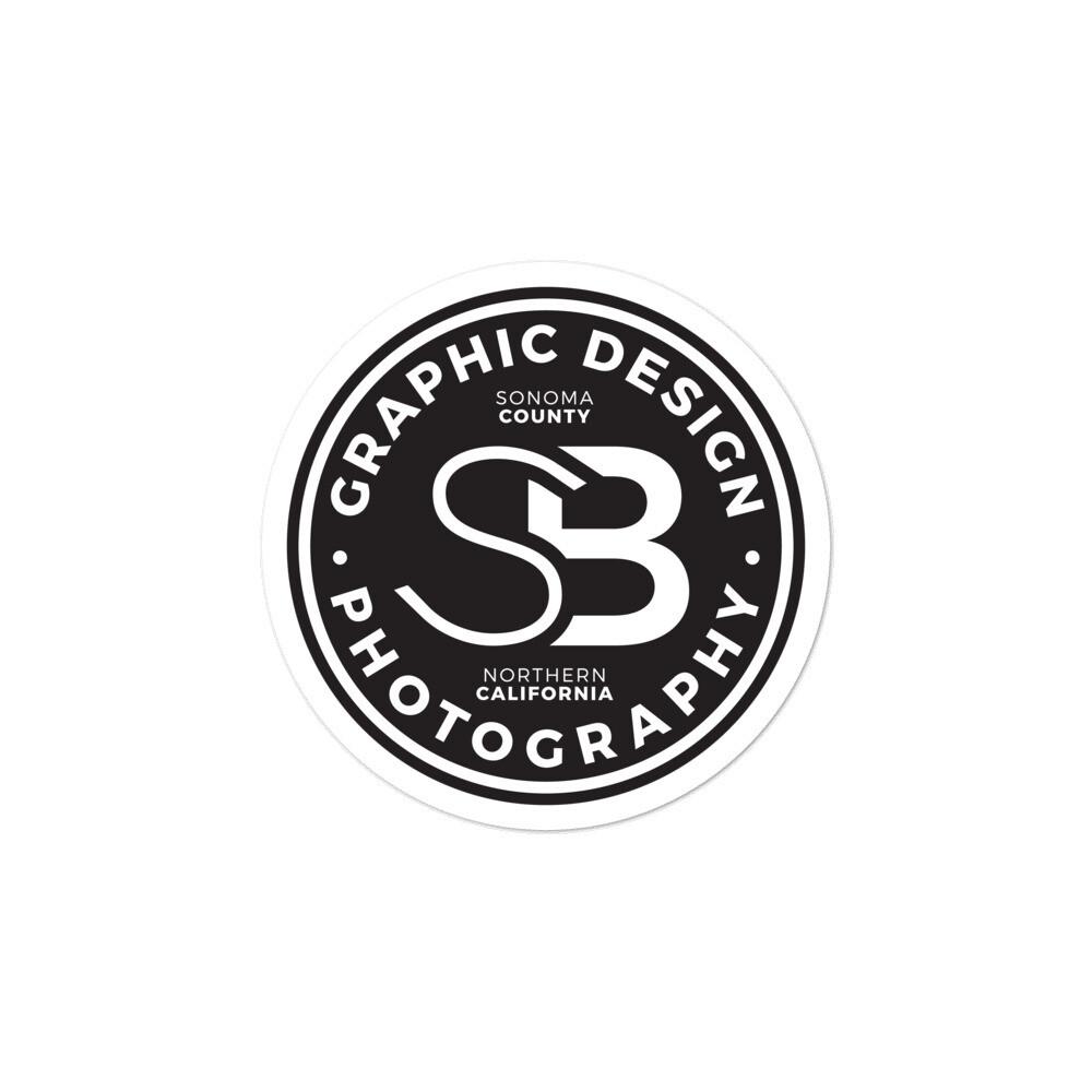 SB sticker