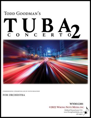 Tuba Concerto No. 2 — CONSORTIUM