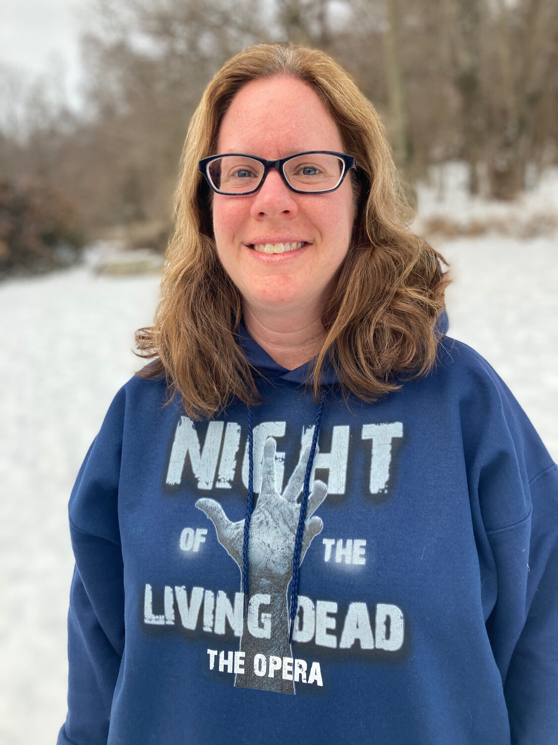 Night of the Living Dead Hoodie