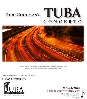 TUBA CONCERTO by Todd Goodman