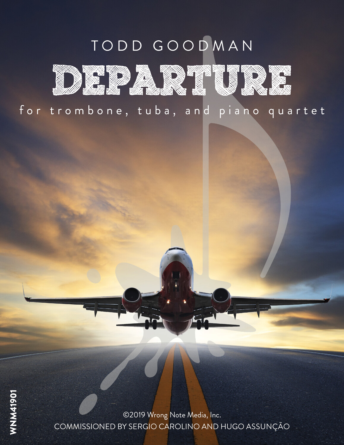 DEPARTURE by Todd Goodman