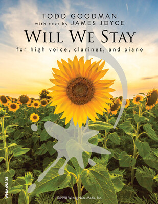 WILL WE STAY by Todd Goodman