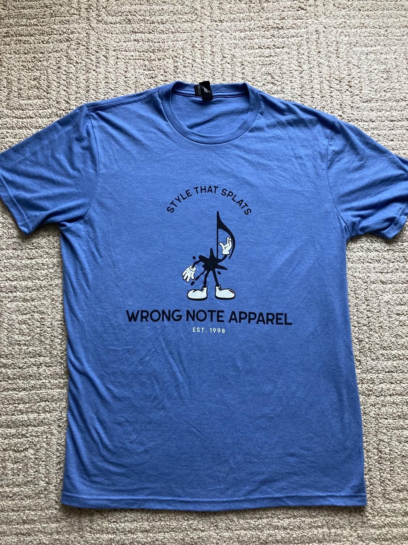 Splatty the Splat Note™ T-shirt