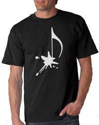 Splat Note T-shirt