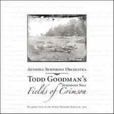 "Symphony No. 1 ""Fields of Crimson"" CD"