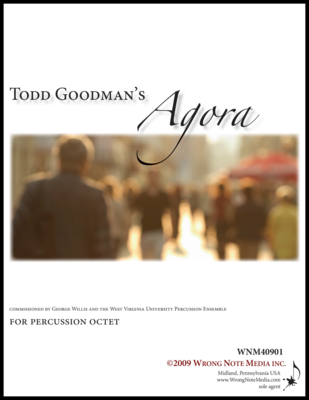 AGORA by Todd Goodman