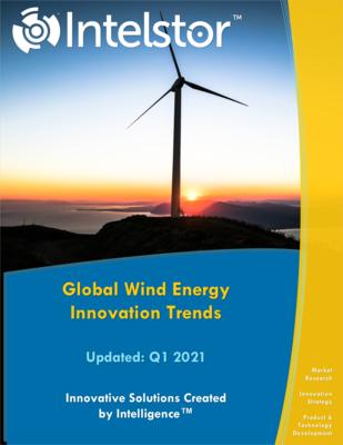 Global Wind Energy Innovation Trends - 2021