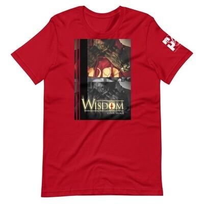 The Wisdom Album Stretch Tee RGB