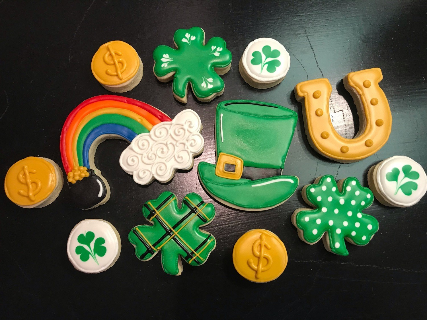 ST PATRICK'S DAY (SET D)