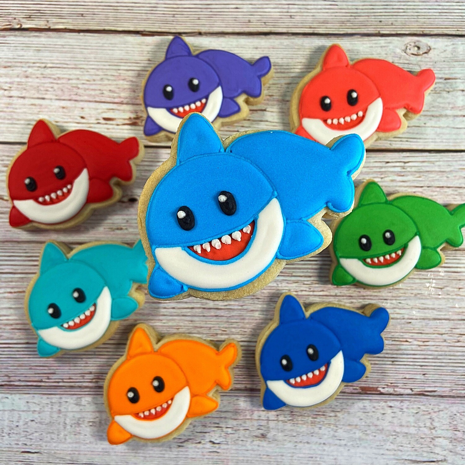 FUN SHARK SET