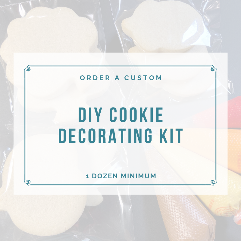 CUSTOMIZE YOUR OWN DECORATING SET