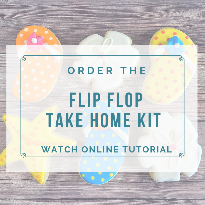 'Flip Flop Take Home Kit - Watch Online Tutorial