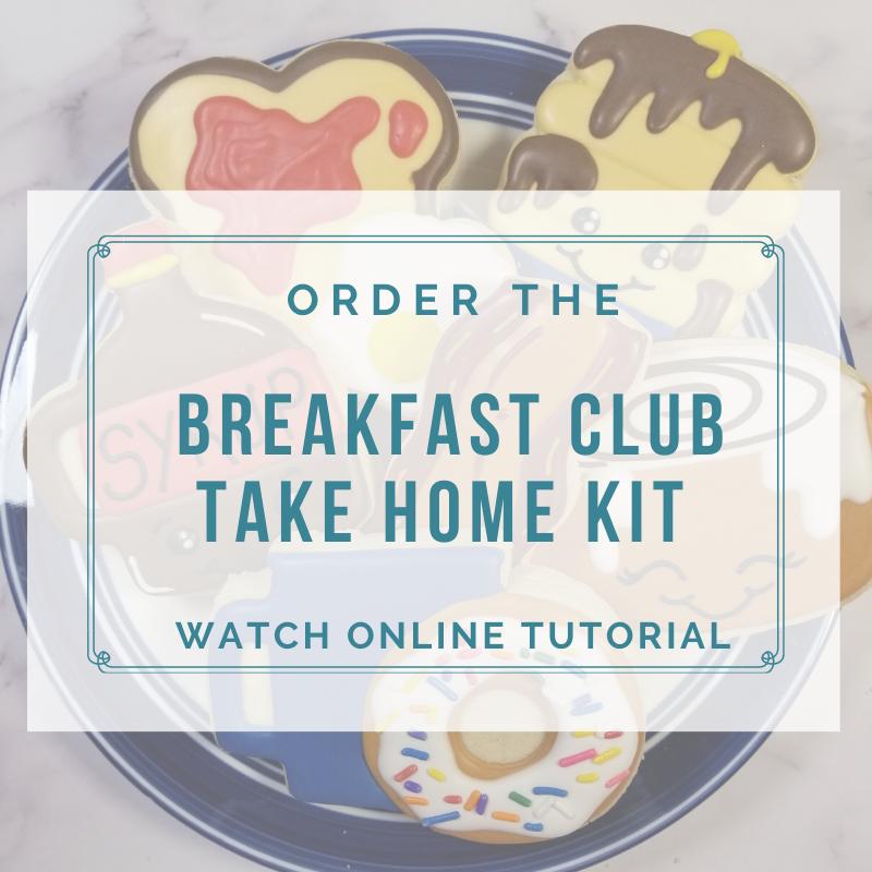 'Breakfast Club Take Home Kit - Watch Online Tutorial