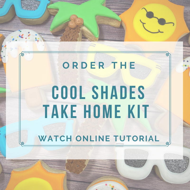 'Cool Shades Take Home Kit - Watch Online Tutorial
