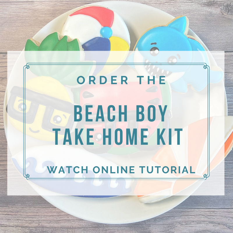 'Beach Boy Take Home Kit - Watch Online Tutorial