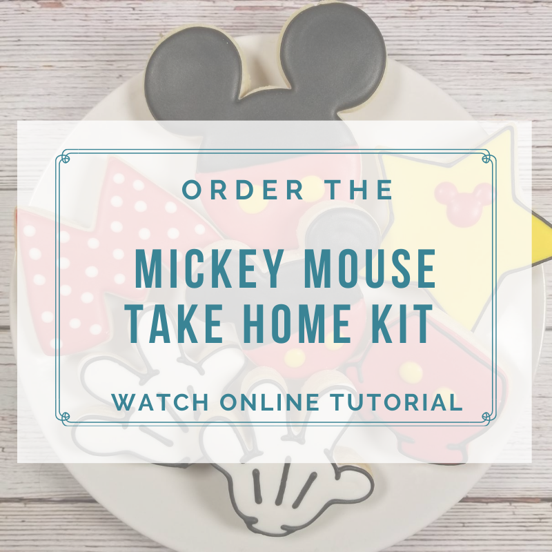 'Mickey Mouse Take Home Kit - Watch Online Tutorial