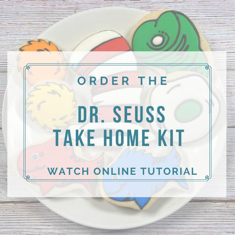 'Dr. Seuss Take Home Kit - Watch Online Tutorial