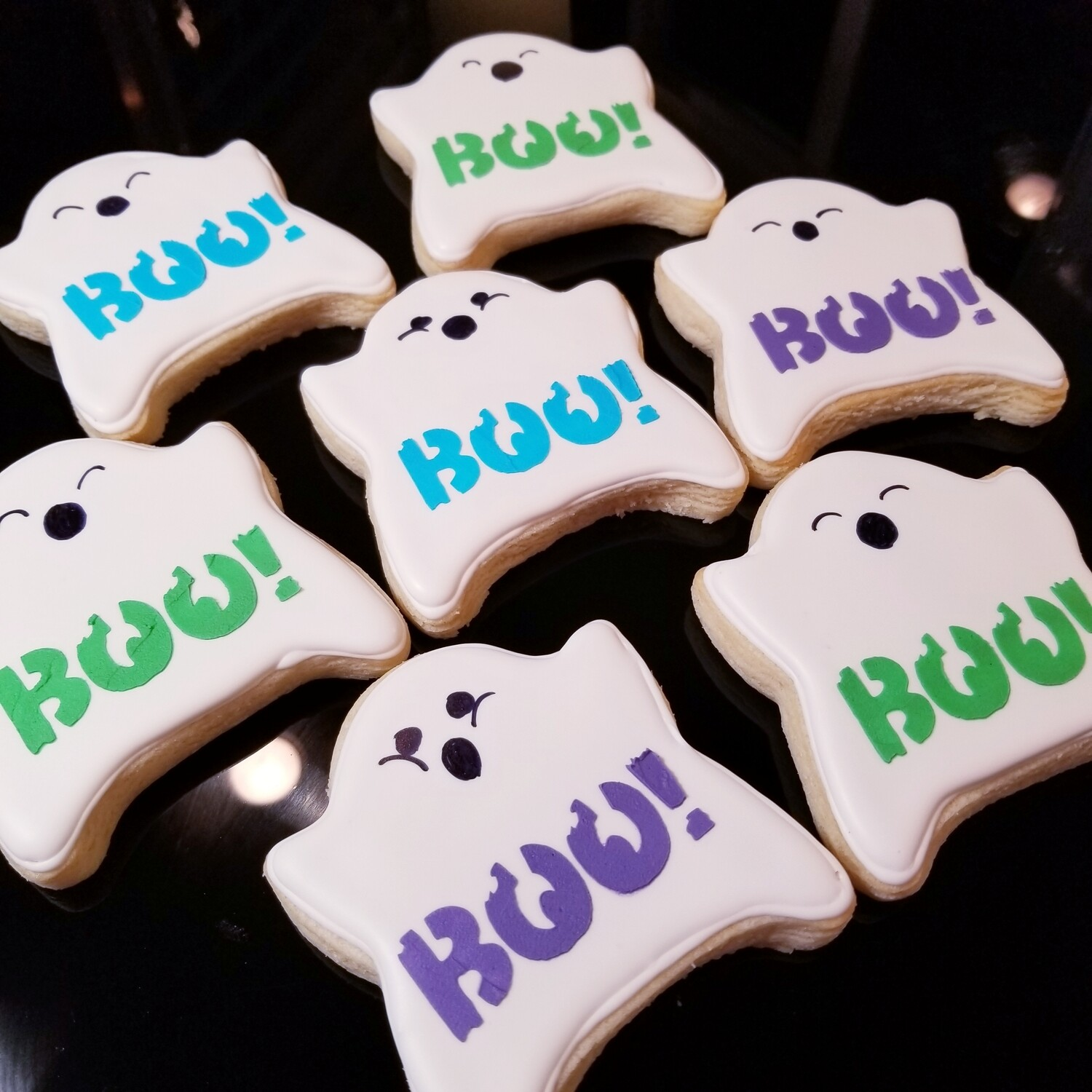 BOO GHOSTS SET