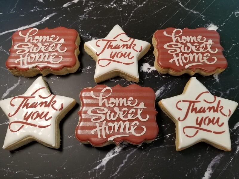 HOME SWEET HOME SET