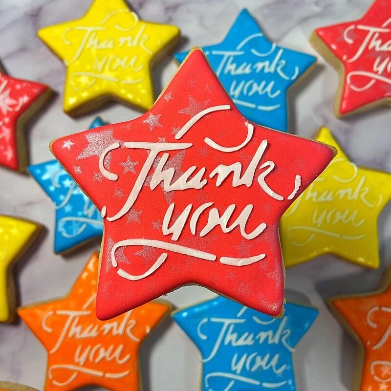 THANK YOU STARS SET