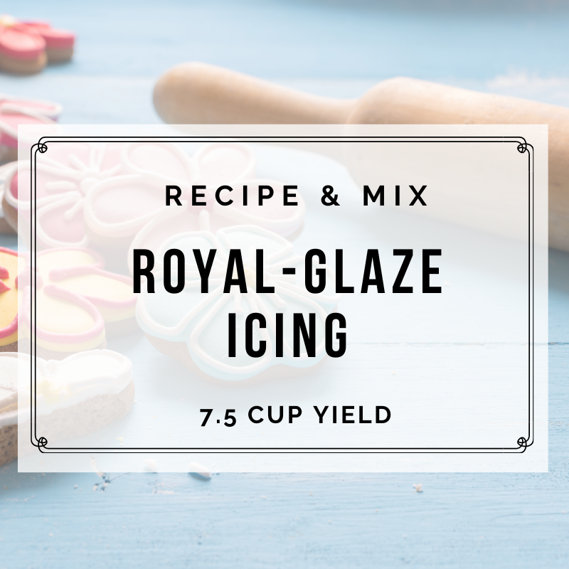 ROYAL GLAZE ICING RECIPE