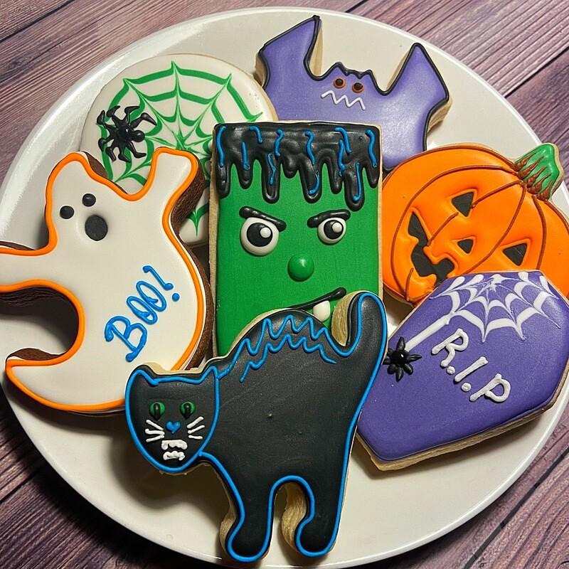 'Halloween Take Home Kit - Watch Online Tutorial