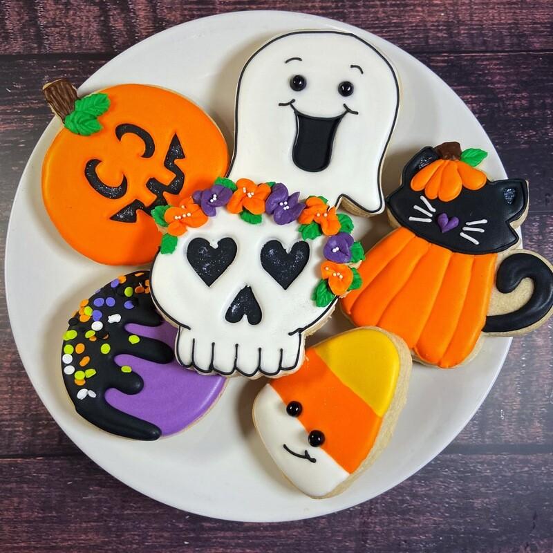 'Fun Spooks Take Home Kit - Watch Online Tutorial