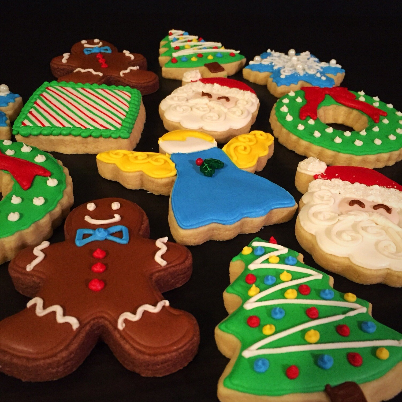 CHRISTMAS SET (1 DOZEN)