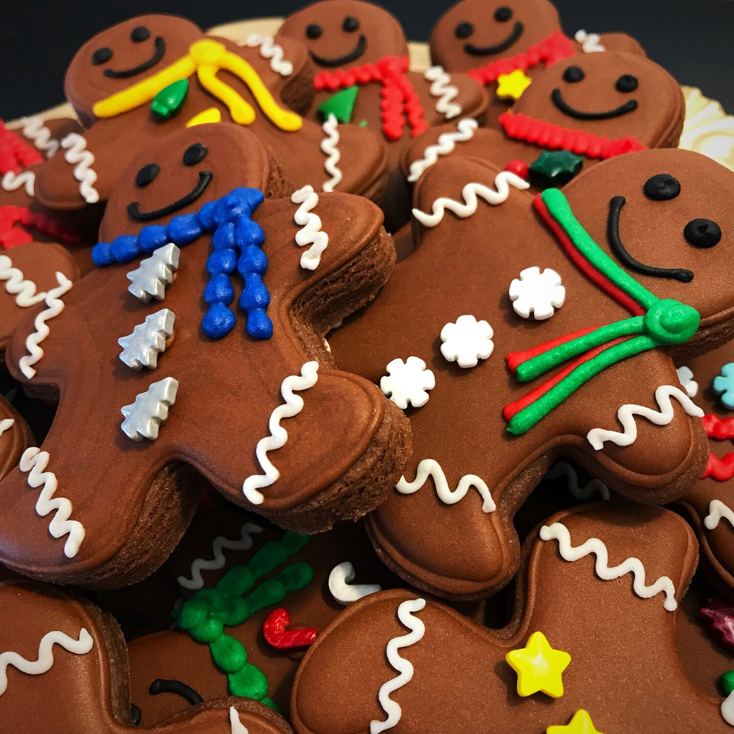 GINGERBREAD MEN (1 DOZEN)