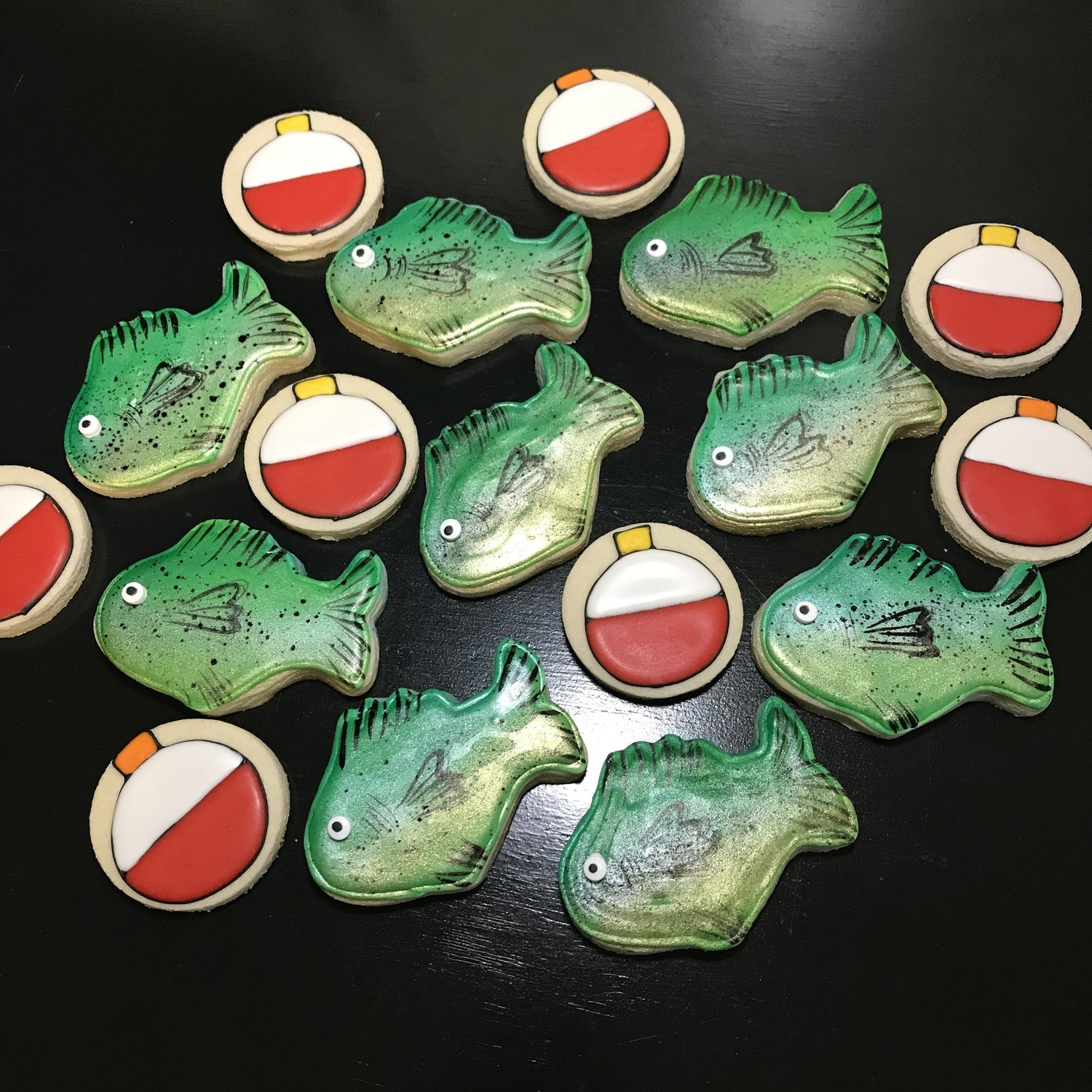 FISHING SET (1 DOZEN)