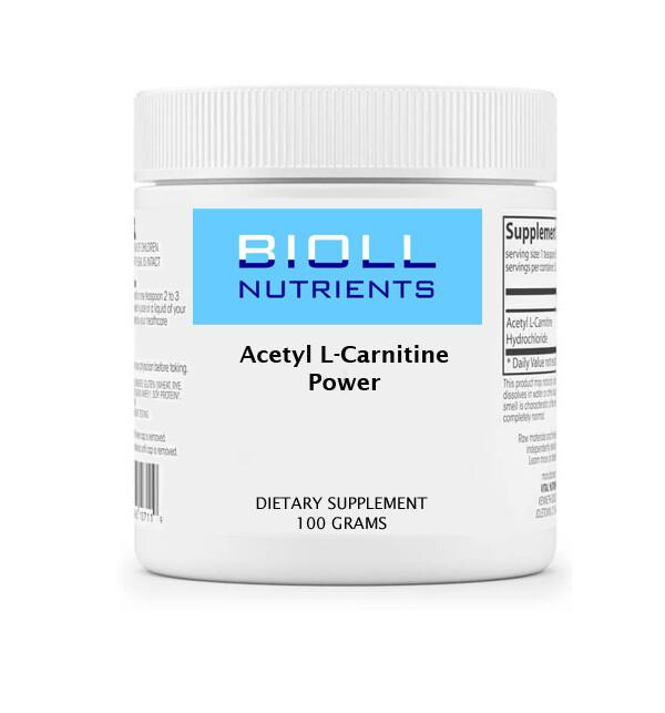 Acetyl L-Carnitine Powder 100 grams