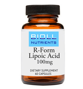 R form Lipoic Acid 100mg