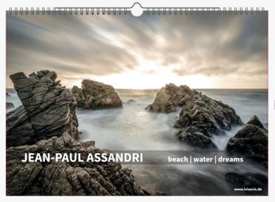 beach | water | dreams - Kalender für 2020