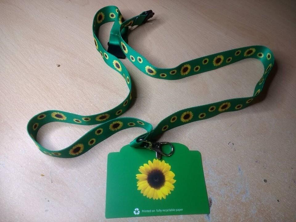 The Sunflower Lanyard Scheme