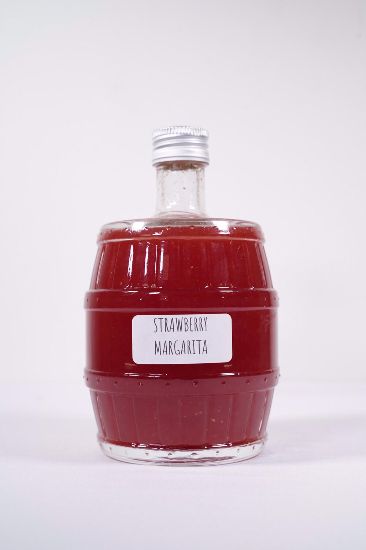 Strawberry Margarita Cocktailfässchen