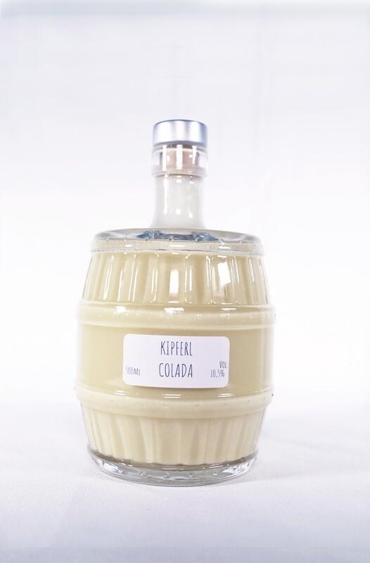 Kipferl Colada Cocktailfässchen