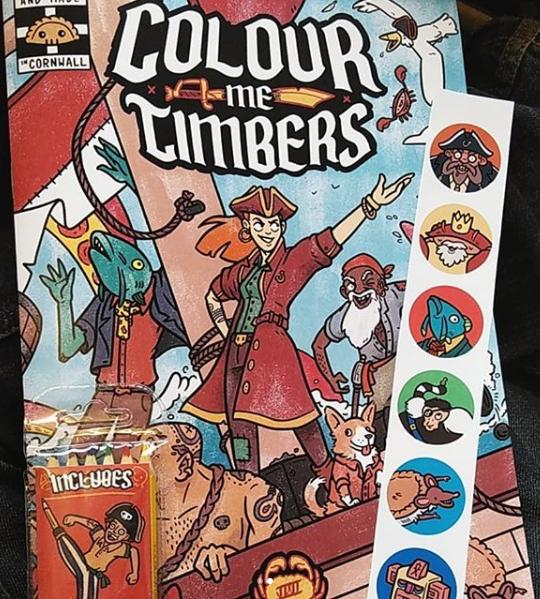 Colour Me Timbers