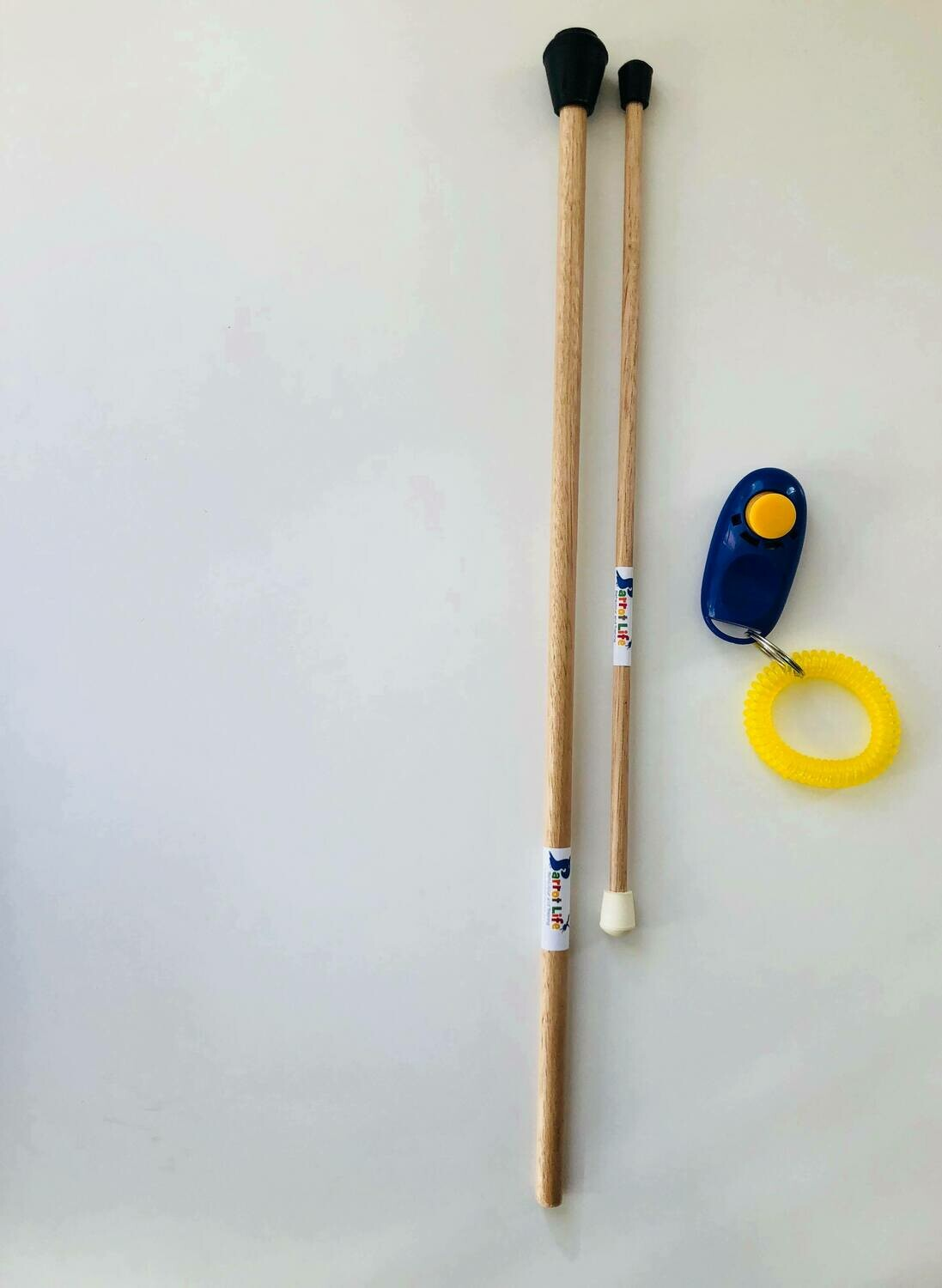 Clicker and Target Stick Combo