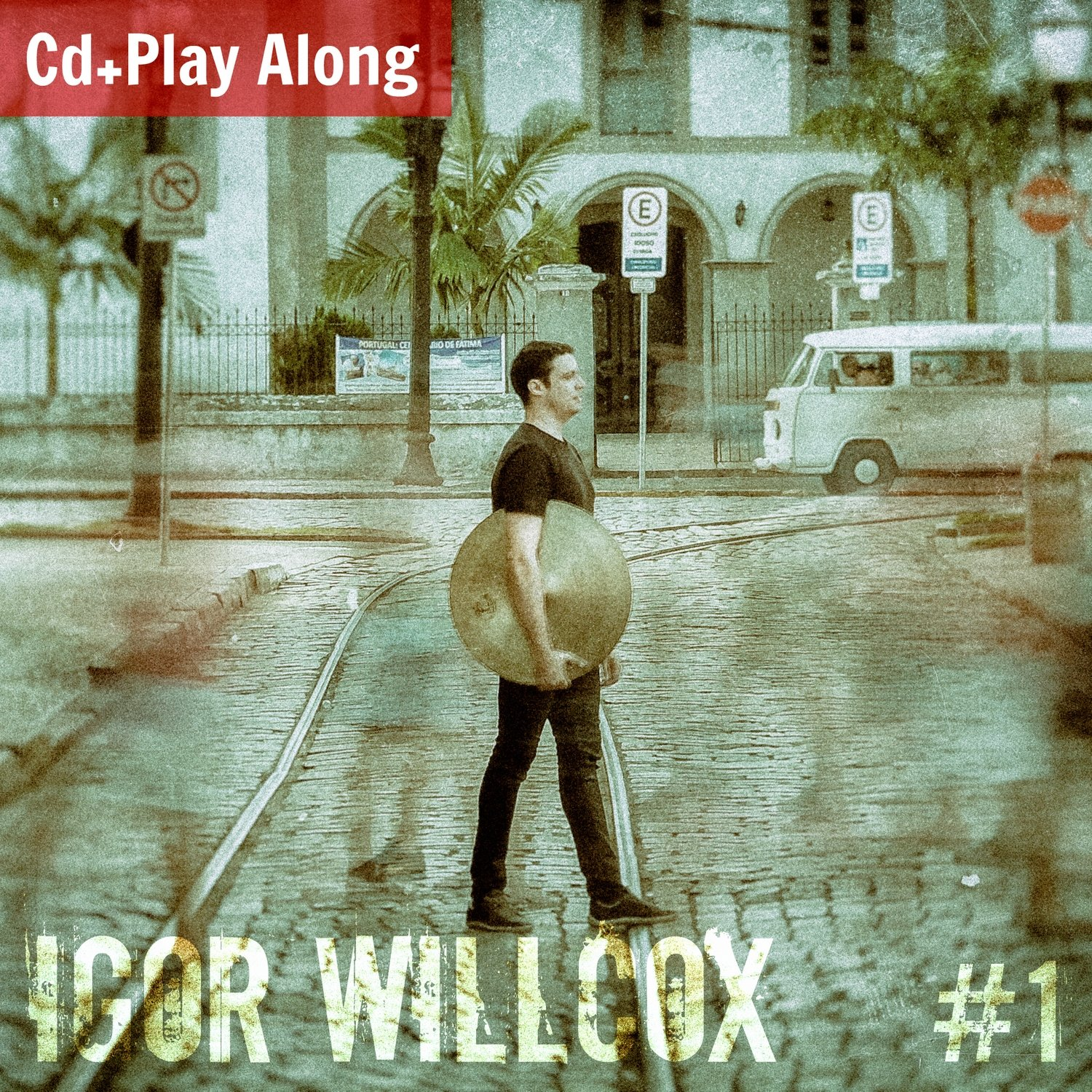 Cd + Play Along - Igor Willcox #1