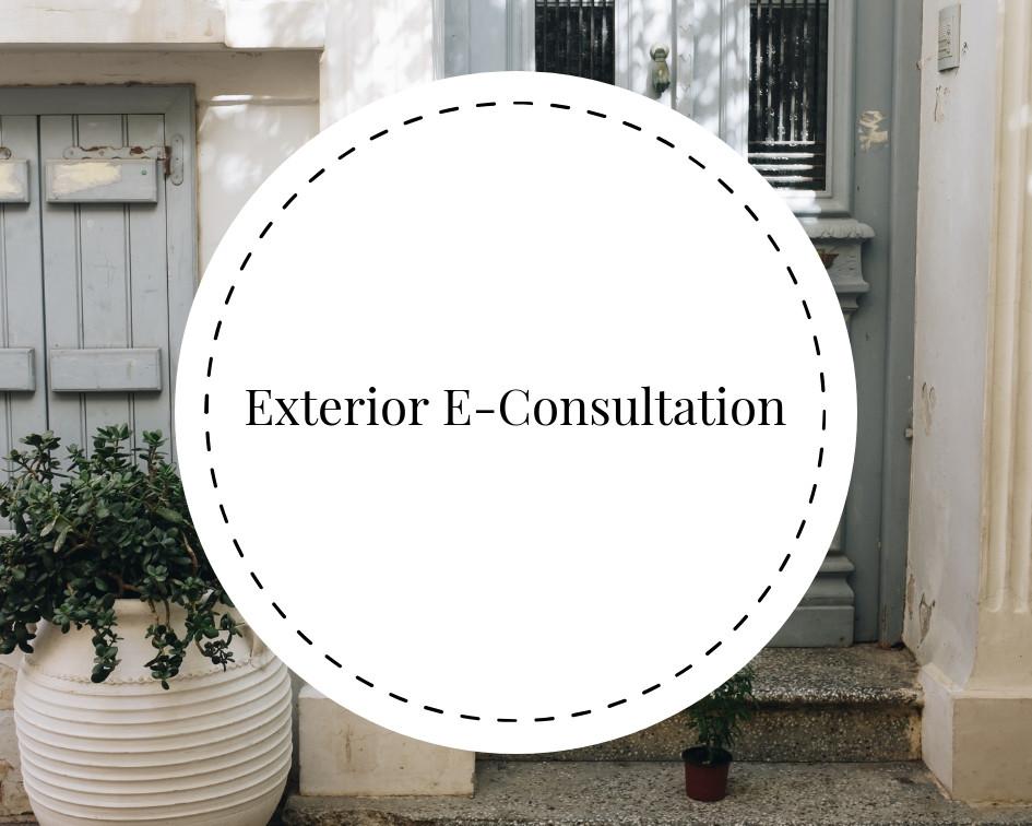Exterior E-Consultation