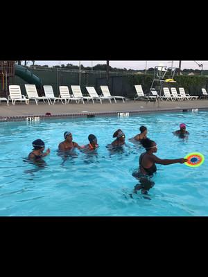 GWS Pool Party 2017