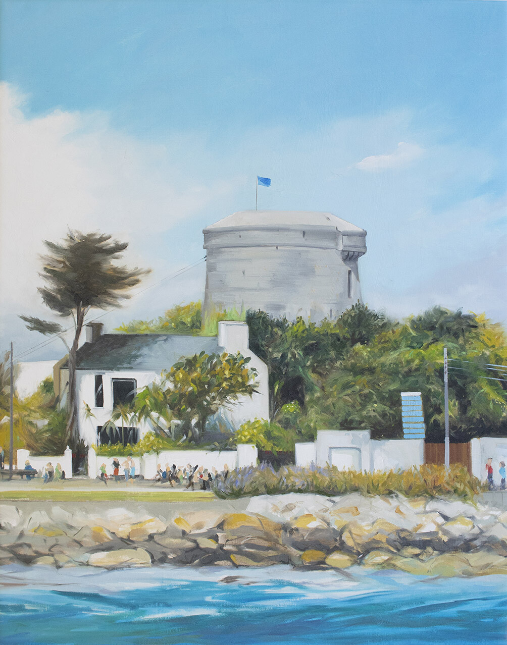 Joyce Tower Sandycove
