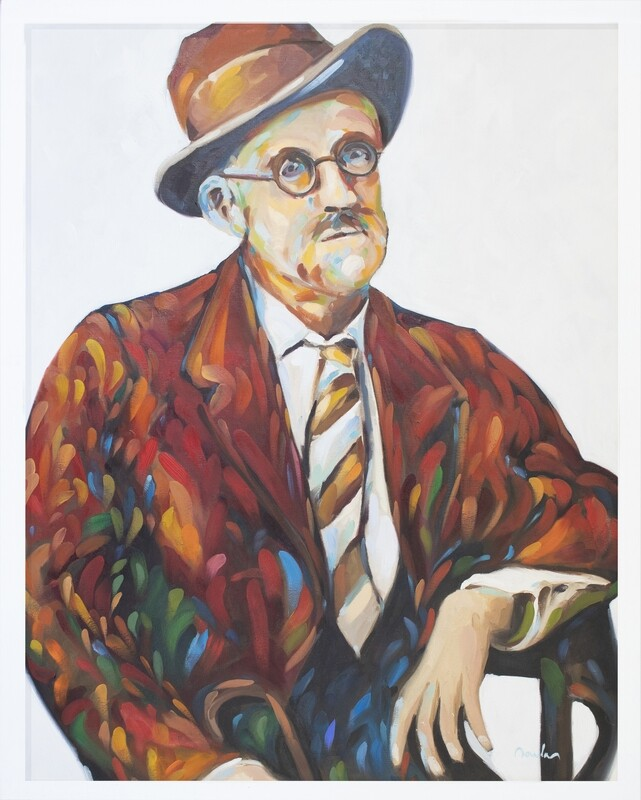 Being James Joyce