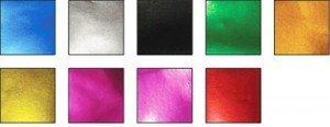 Bulk Metallic Confetti (Any Color)