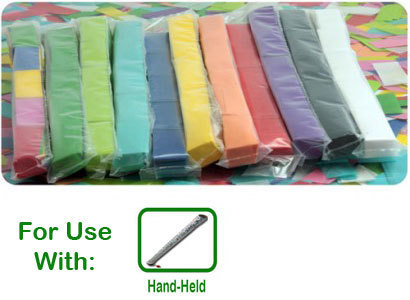 """Tissue Confetti for 1"""" Barrels 00002"""