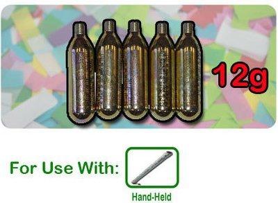 12g Thread CO2 Cartridge