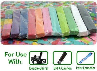 Tissue Confetti for 2